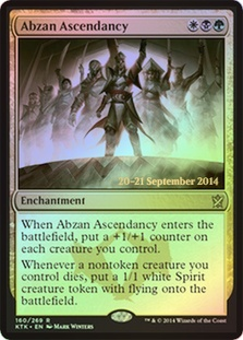 Abzan Ascendancy (Prerelease Foil)