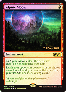 Alpine Moon (Prerelease Foil)