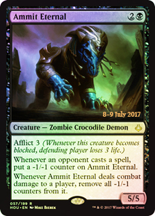 Ammit Eternal (Prerelease Foil)